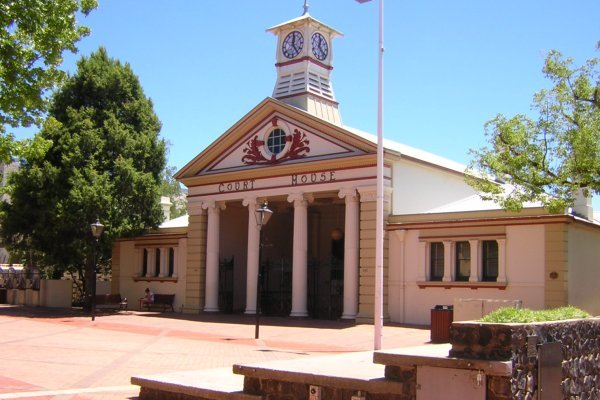 armidale court house